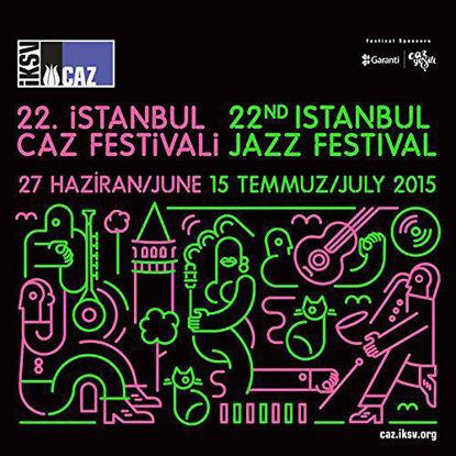 22.İstanbul Caz Festivali resmi