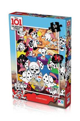101 Dalmatian   50P resmi