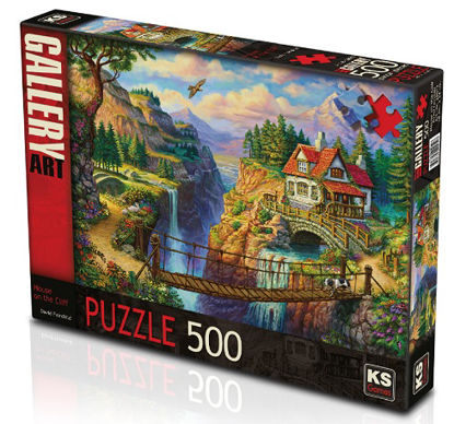 House On The Cliff 500P resmi