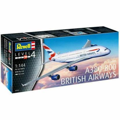 A 380-800 Ba British Airways resmi