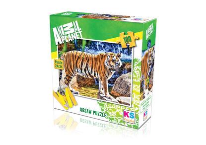 Amazing Tiger 100P resmi