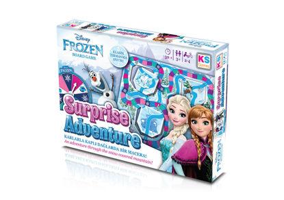 Frozen Surprise Adventure resmi