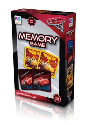 Cars Memory Game resmi