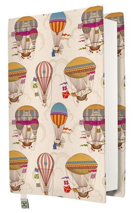 Kitap Kılıfı - Balonlar - Medium resmi