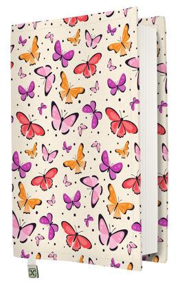 Kitap Kılıfı - Kelebek - Medium resmi