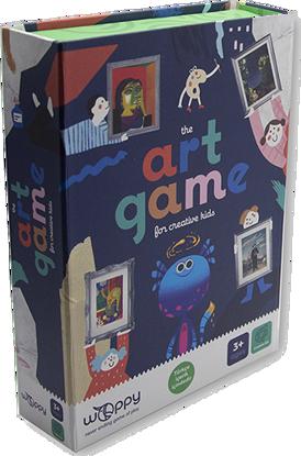 Art Game For Creative Kids resmi