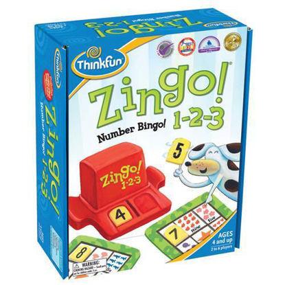Zingo 1-2-3 resmi