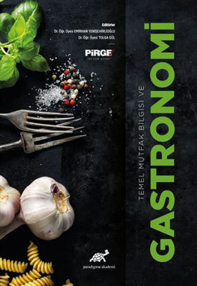 Temel Mutfak Bilgisi ve Gastronomi resmi