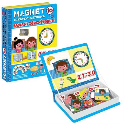 Magnet Hikaye Oluşturma Zamanı Ögreniyorum resmi