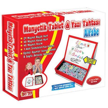 Manyetik Tablet Alfabe Seti &Yazı Tahtası resmi