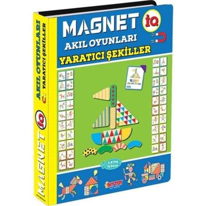 Magnet Akıl Oyunları Yaratıcı Şekiller resmi