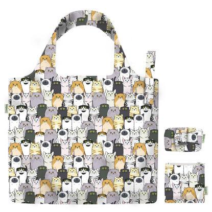 Bagbi Bez Çanta - Kediler resmi