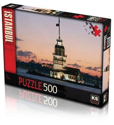 Kız Kulesi   500P resmi