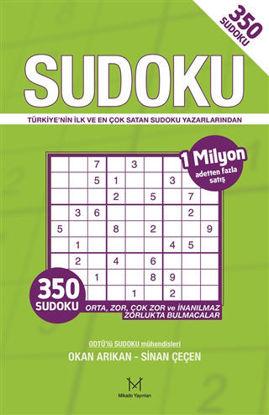 350 Sudoku (Yeşil Kapak) resmi