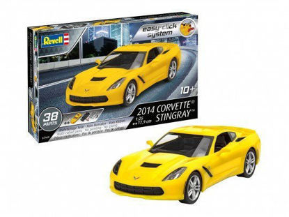 2014 Corvette Stingray resmi