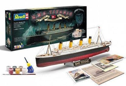 100 Years Titanic resmi