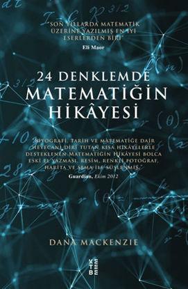 24 Denklemde Matematiğin Hikayesi resmi